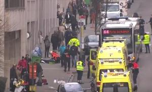 At Least 31 Dead in Belgium Attacks