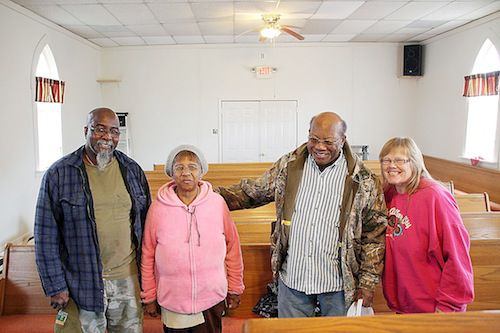 Historic Church to Reopen