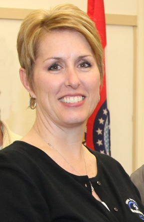 Superintendent Lori VanLeer