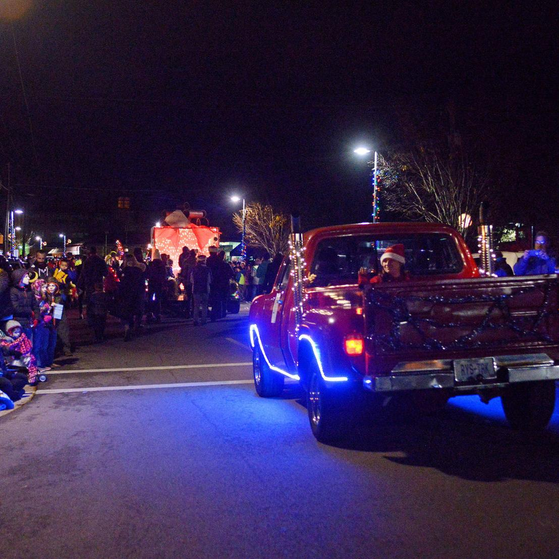 St Clair Holiday Parade 2016