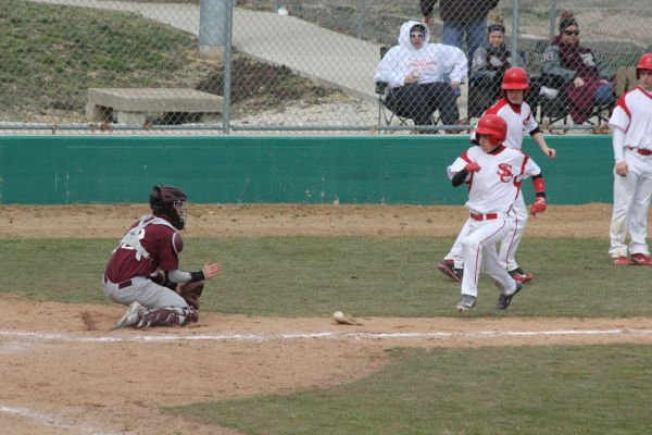 St. Clair Falls in Third-Place Game