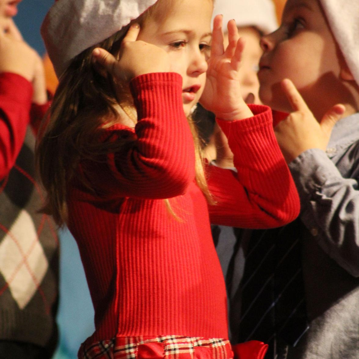 St Gertrude holiday Concert 2016