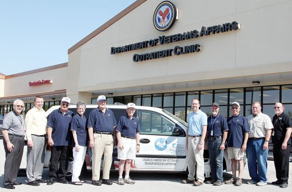 Ride Service for Veterans