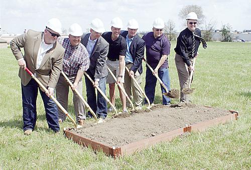 Break Ground for Sullivan Library