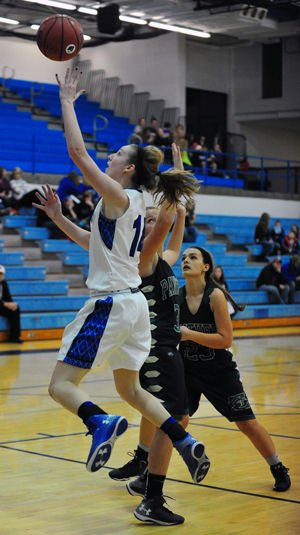 Carpenter Leads Lady Jays Over Ft. Zumwalt North