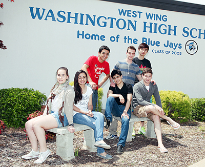 WHS Foreign Exchange Students
