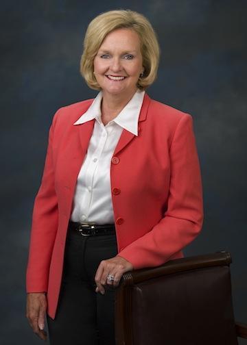 U.S. Sen. Claire McCaskill, D-Mo.