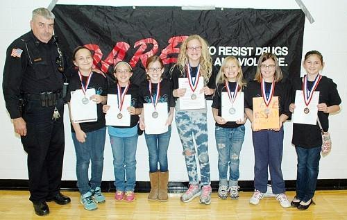 St. Clair D.A.R.E. Essay Winners
