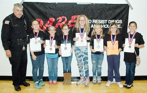 St. Clair D.A.R.E. Essay Winners