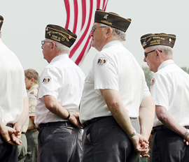 Washington VFW Post Marks 75 Years