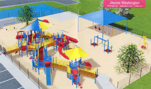 All-Abilities Playground Design