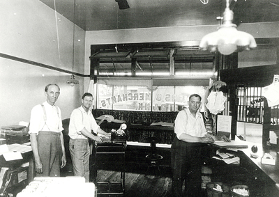 F&M Bank in the 1920s