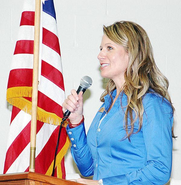 Lonedell R-XIV Superintendent Jen Ulrich