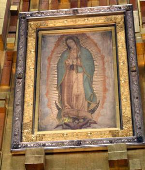 Celebrating, Honoring Our Lady of Guadalupe