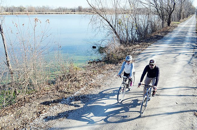 Katy Trail Extends West to Kansas City