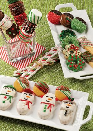 Ho, Ho Holiday Treats
