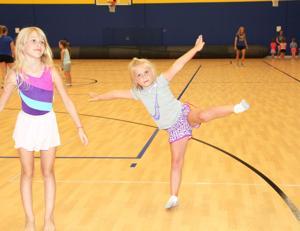 Princess Dance Camp 2016