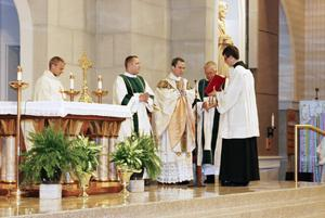 Father Conor Sullivan First Holy Mass of Thanksgiving