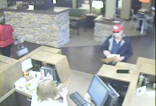Wright City Bank Robber 1