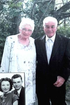 Willard 65th Wedding Anniversary