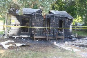 Investigate Fire That Gutted St. Clair Home
