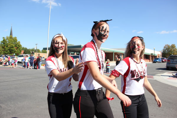 011 UHS Homecoming parade 2013.jpg