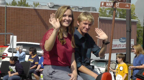 SFBRHS Homecoming Parade