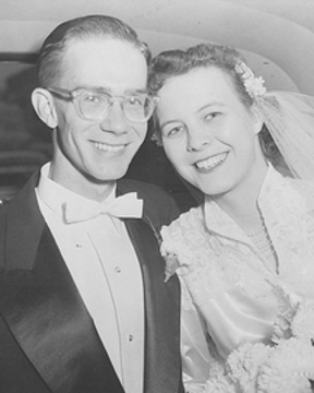 Lewis 60th Wedding Anniversary