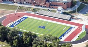 Aerial View of New WHS Athletic Complex