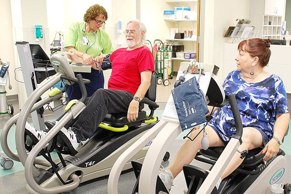 New Rehab Clinic Opens