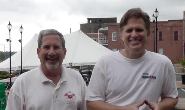 Members of Winefest Committee