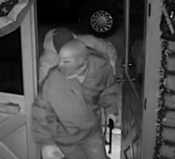 St. Clair VFW Burglary 1