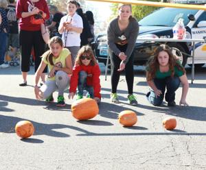 Big Crowds Turn Out For Pumpkin Palooza