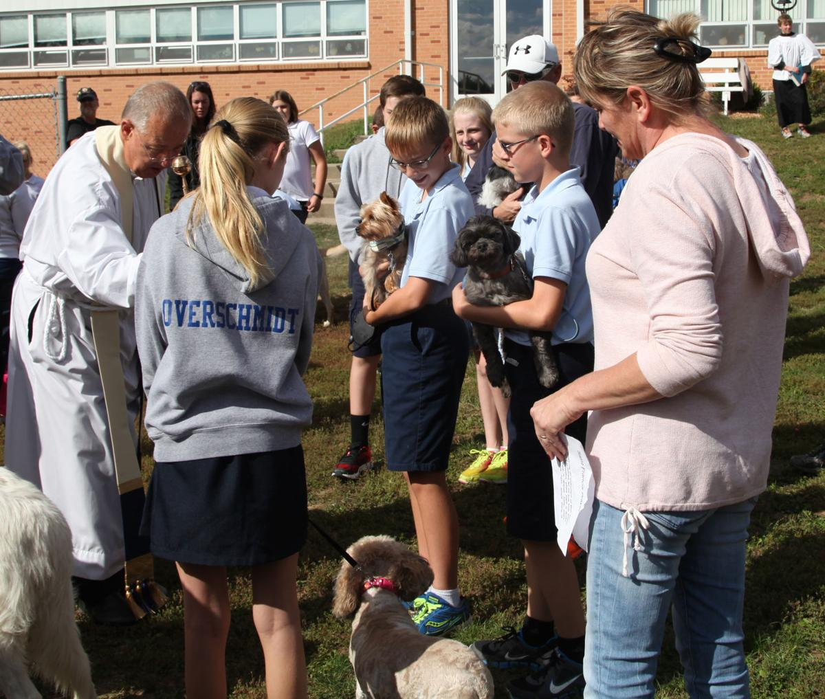 024 St Gertrude School Blessing of the Pets 2014.jpg