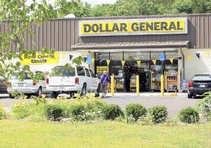 Dollar General in Pacific