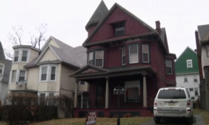Pennsylvania Home Advertised as 'Slightly Haunted'