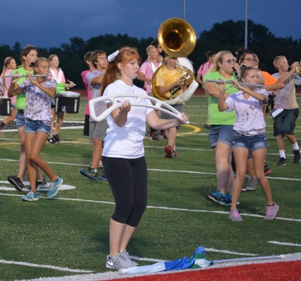 016 UHS Band practice 2014.jpg