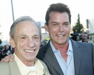 Henry Hill and Ray Liotta