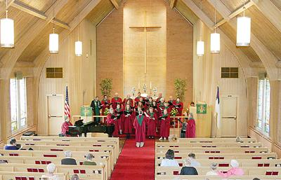Music Sunday Held Sept. 16