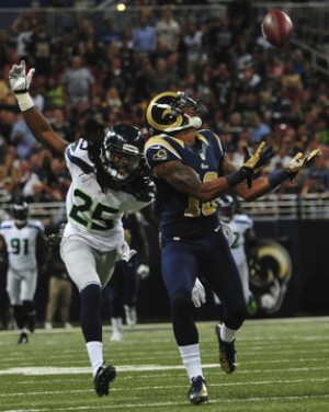 Special Teams Lead Rams