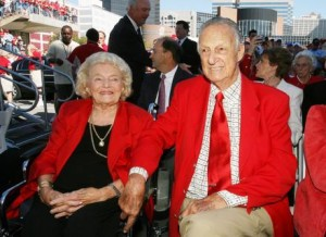 Lillian and Stan Musial