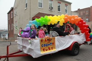 Still Accepting Floats For City's 175th Parade — Entry Applications Due Monday