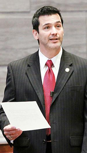 State Sen. Brian Nieves, R-Washington