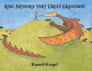 Schools can win a visit from author/illustrator Kenneth Kraegel