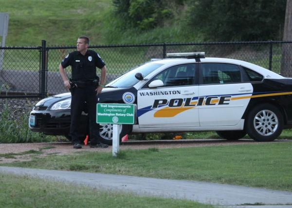 Manhunt Underway Saturday