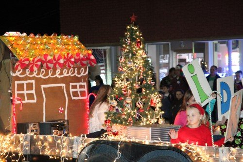 Previous Holiday Parade