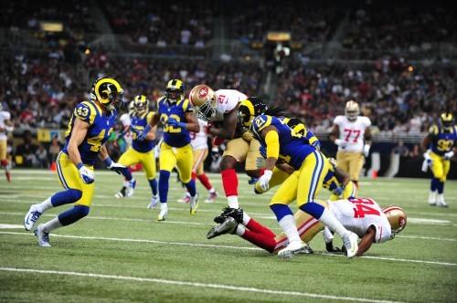 Rams Top 49ers