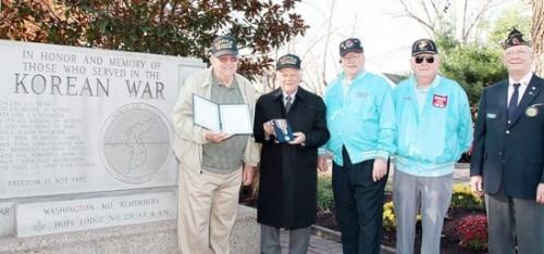 Peace Medal for Korean War Veterans