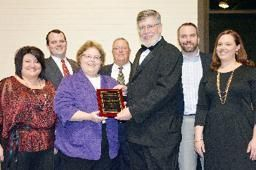Heeger Recipient Of Distinguished Service Award