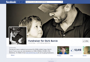 Dyrk Burcie Facebook Page